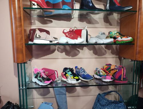 Designer Sneakers and Handbags