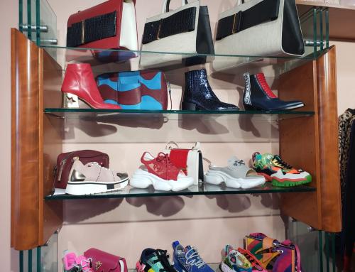 Designer Sneakers, Heels and Handbags