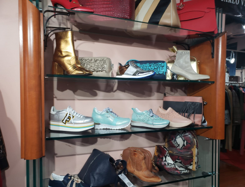 Collection of Designer Shoes and Handbags