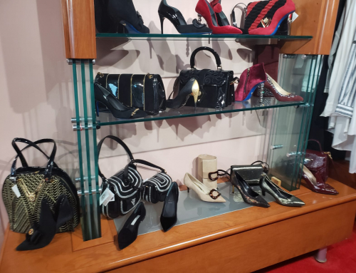 Women's Designer Heels and Purses